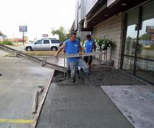 concrete contractors houston