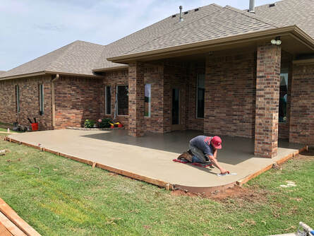 concrete contractors okc